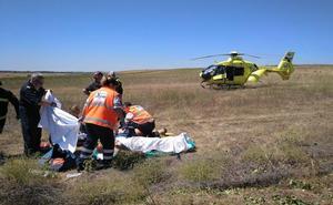 El fin de semana deja un fallecido y 19 heridos, cuatro de ellos menores, en las carreteras de Castilla y León