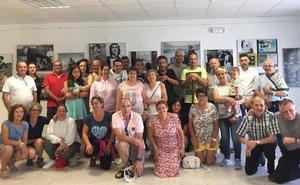 Una marcha y una exposición abren las fiestas de agosto de Sorihuela