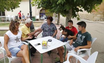 Los pueblos de Palencia duplican la población con la llegada de 96.400 veraneantes