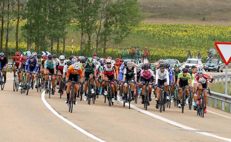 3ª etapa Vuelta a Palencia