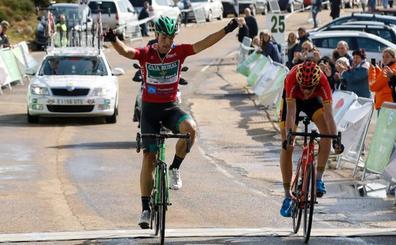 Oier Lazkano conquista El Golobar