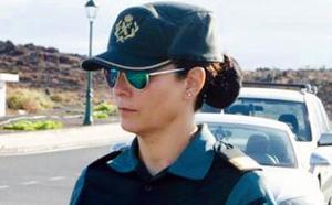 La sargento Gloria Moreno: «He estudiado, he entrenado y ¿para qué? Para crearme enemistades»