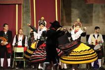 Festival Nacional de la Jota de Cuéllar