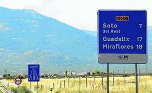 Madrid se queda rezagada en la aprobación del plan rector de Guadarrama