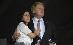 La ex del primer ministro de Reino Unido ha sido operada de cáncer