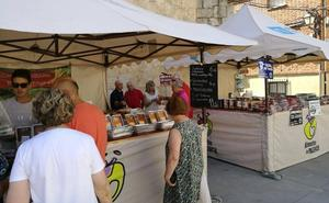 Nueve productores se citarán en tres localidades palentinas para celebrar la Muestra Alimentaria