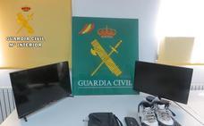Tres detenidos por robo en una urbanización de Maello (Ávila)