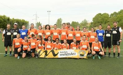 El Parquesol, el arraigo del fútbol femenino en Valladolid