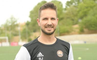 Rubén Jiménez, entrenador del CD Parquesol Femenino: «El objetivo es mantenerse»