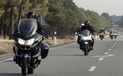 Aumenta en Segovia el número de motocicletas y desciende el de ciclomotores