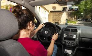 La provincia de Segovia tiene 3.300 mujeres más al volante que hace diez años