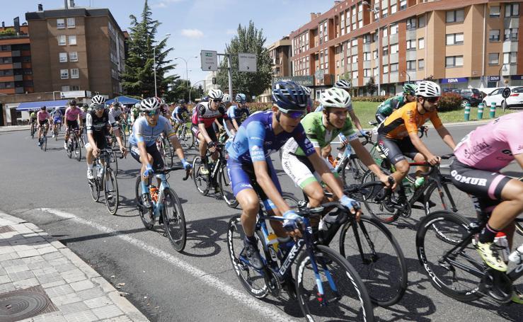 4ª etapa Vuelta a Palencia