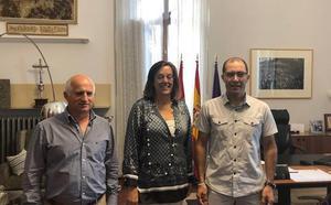 La Diputación colaborará con Poza de la Vega en la mejora de su sistema de captación de agua
