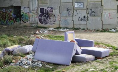 PP y Cs rechazaron la propuesta del PSOE contra las escombreras ilegales
