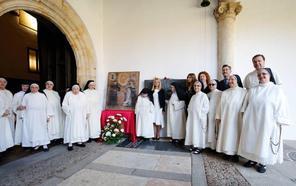 Las Dueñas cumple 600 años con la vista puesta en la canonización de 'La negrita'