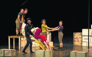 El XIII Festival de Artes de Calle de Salamanca contará este año con trece espectáculos