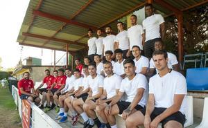 El CD La Granja ultima su plantilla más global tras examinar a más de 50 jugadores
