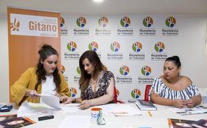 Veinte jóvenes de etnia gitana trabajarán en las casetas de la Feria de Día en las fiestas de Valladolid