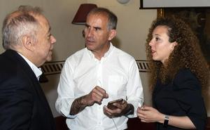 Noemí Otero se defiende de la acusación de copar la representatividad de Cs: «Estoy legitimada»