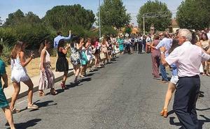 Ortigosa del Monte inicia sus fiestas con un sabor muy dulce