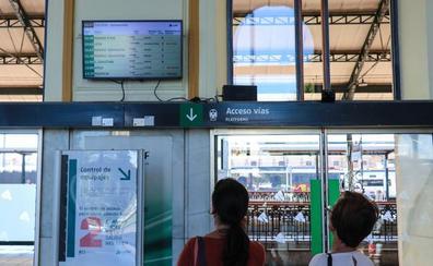 La huelga de Renfe suspende casi una veintena de trenes de media distancia en Castilla y León