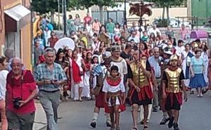 Becilla de Valderaduey regresa a su pasado con el Día de Roma