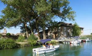 El Canal de Castilla contará con una nueva ruta entre Villaumbrales y Becerril de Campos