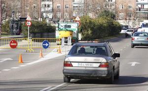 El túnel de Daniel del Olmo de Valladolid estará cortado durante esta mañana