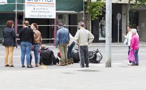 Uno de cada cinco fallecidos en accidente de tráfico en Salamanca es motorista
