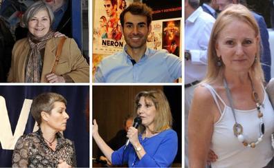 Amigos del Teatro de Valladolid premia a Tina Sainz, Daniel Muriel, Poeta Bululú, Henar Sastre y Manoli Martín
