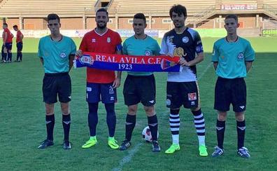 Unionistas cae ante el Real Ávila de Tercera en el penúltimo amistoso antes del inicio liguero (3-2)