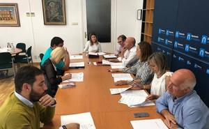 La Diputación destinará 13.500 euros al Museo del Ursi de Aguilar y a la Casa de Palencia en Burgos