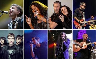 Estos son todos los conciertos para ver gratis en las fiestas de Valladolid: de Camela a Franz Ferdinand
