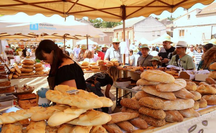 III Feria del Pan de Cobos de Cerrato