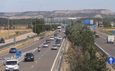 Tráfico prevé 112.000 viajes largos durante el puente del 15 de agosto