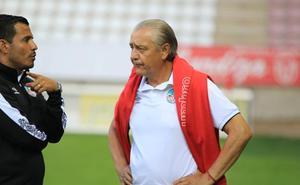 Trejo, sobre su situación en el Salamanca CF: «Estoy tranquilo, vamos a esperar a ver qué sucede»