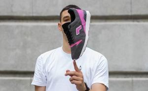 'Proyecto Malva', unas zapatillas contra el cáncer