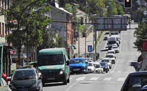 Tráfico prevé 154.000 viajes largos durante el puente del 15 de agosto