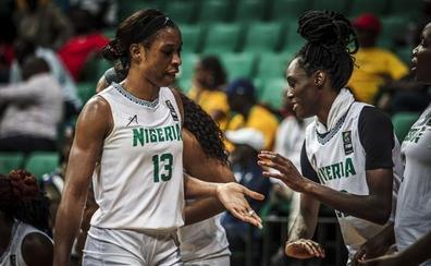 Akhator, del CB Avenida, ya está en semifinales del Afrobasket