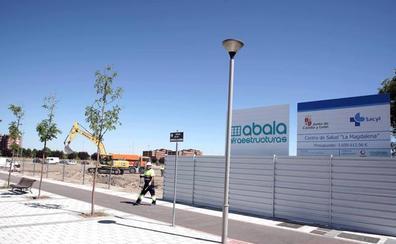 Arrancan las obras de construcción del centro de salud La Magdalena con seis meses de retraso