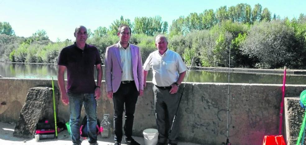 Actuación «urgente» en la Moretona de Ciudad Rodrigo por el derrumbe de un muro