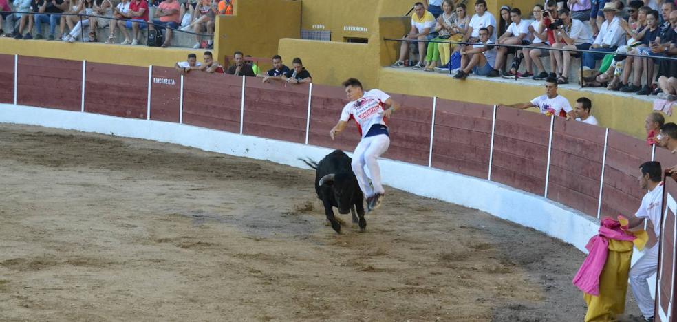 Pollos ya tiene su campeón, el cortador César Ramos