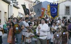 Luna Celta llena de magia Solosancho por decimoquinto año consecutivo