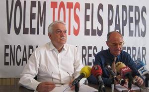 La Comissió de la Dignitat reclamará ante la ONU si los papeles no vuelven a Cataluña
