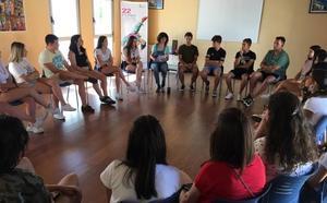 «Cada año son más los jóvenes que se quieren sumar al equipo de Divierteatro»