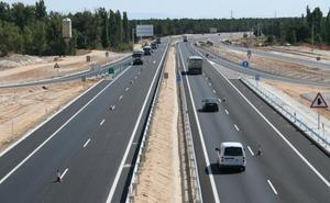 La propuesta de cobrar peaje en las autovías supondría pagar 1,36 euros de Segovia a Cuéllar
