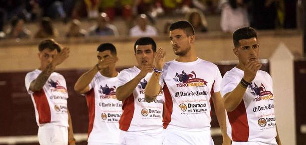 Pablo Martín 'Guindi' gana la semifinal de la Liga de Corte Puro de Cantalejo
