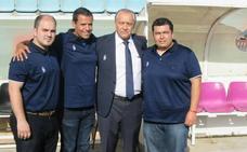 El Salamanca CF UDS quiere que Trejo siga en el club y Dueñas ganaría peso en el banquillo