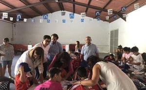 Las actividades de dinamización juvenil de la Diputación llegan a 98 municipios en verano