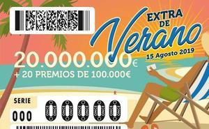 Y sigue la racha: el sorteo extraordinario de verano de la ONCE deja 100.000 euros en Coca
